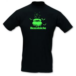 T-Shirt-039-Hexenkueche-039-neon-8-Farben-S-5XL