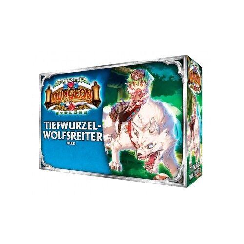 Super Dungeon Explore - Extended deep Wurzel Wolf rider