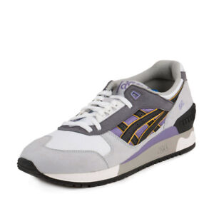 Asics Gel Respector Men Purple Aster Purple Black Shoes