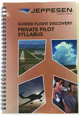 Jeppesen GFD Private Pilot Syllabus ISBN 978-0-88487-171-2 10001292-004 JS344515