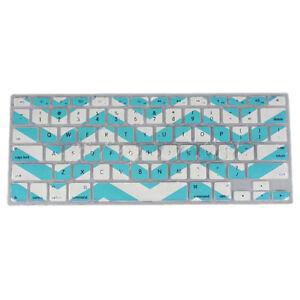Zig-Zag-Keyboard-Cover-Skin-For-Macbook-Pro-13-15-17-inch-Blue-G5T3