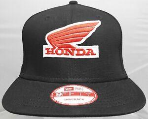 Honda/Canadian Flag New Era 9fifty adjustable cap/hat