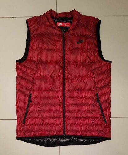 921624 687 Nike Men/'s Sportswear Down Fill Print Gilet