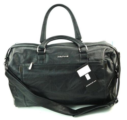 Weekender XXL Tasche Reisetasche Damen schwarz Tragetasche groß Giulia Pieralli