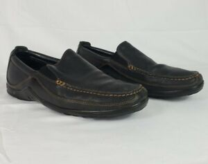 Cole-Haan-Men-039-s-Tucker-Venetian-Slip-on-Moc-Driving-Leather-Loafer-Black-8-5-W