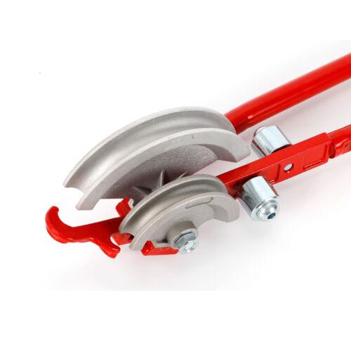 Profi Rohr Biegezange Rohrbieger Bremsleitung Rohrbiegegerät 15mm//22mm DHL DE