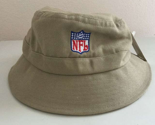 NFL Game Day Short Brim Polyester Cotton Blend Boonie Bucket Hat by Headmost c94d6c4736e