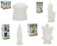 miniatura 11 - Dipingere il Proprio Giardino Gnome Fairy Unicorno & Fungo Statua Bambini Craft