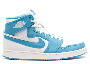 Nike Air Jordan 1 AJKO High OG North Carolina bluee White size 14. 638471-006.
