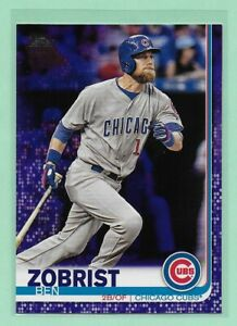 2019-Topps-Series-1-PURPLE-PARALLEL-Cards-Meijer-Exclusive-You-Pick