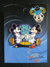 DISNEY JOURNEY THROUGH TIME PIN EVENT SCIENTIST MICKEY ARTIST CHOICE PIN LE2500