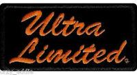 Harley Davidson Ultra Limited Vest Jacket Patch Made In Usa