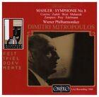 Vienna Philharmonic Orchestra Mahler - Symphony No 8 CD