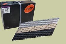 Hitachi 75 80 34° D-Kopf Streifennägel 90mm für Tjep 2 x Gas in 50 70 63