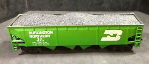 HO-Burlington-Northern-Coal-Filled-Hopper-100-Tested-Lot-E38