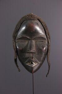 MASQUE-DAN-AFRICAN-ART-AFRICAIN-PRIMITIF-ARTE-AFRICANA-AFRIKANISCHE-KUNST