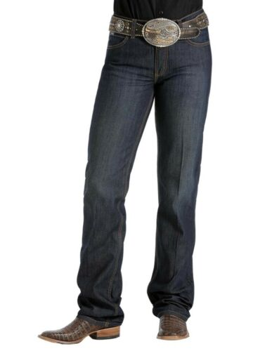Details about  /Cinch Western Denim Jeans Womens Jenna Slim Stretch Dark MJ80153071
