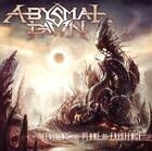 Leveling The Plane Of Existence von Abysmal Dawn (2011)