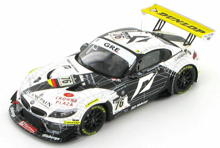 BMW Z4 Team Schubert  76 SPA 24 H 2011 1 43 - SB012