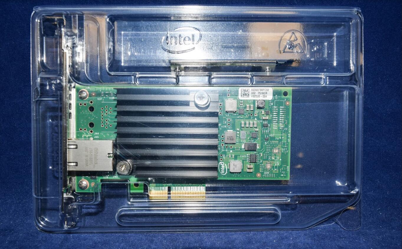 X550-T1 Intel 10Gb Intel® Ethernet Converged Network Adapter X550T1 X550T1BLK