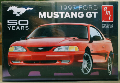 1997 Ford Mustang GT 50 years 1:25 AMT 864