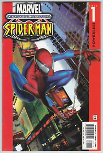 Ultimate-Spider-Man-1-NM-9-2-First-Issue-Mark-Bagley-Art