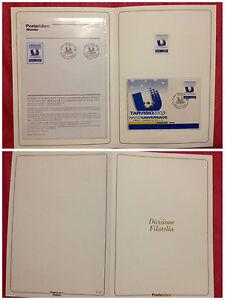 FOLDER-GRANDI-EVENTI-2003-UNIVERSIADI-TARVISIO-DIVISIONE-FILATELIA-ANN-TARVISIO