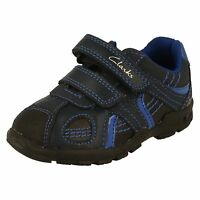 Boys Clarks First Shoes - Brite Time