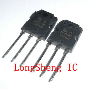 5pair-MJW21195-MJW21196-Encapsulation-TO-247-Silicon-Power-Transistors-new