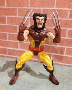 Marvel-Legends-Wolverine-Custom-Metall-Krallen-Edelstahl-Upgrade-6-Stueck-Set