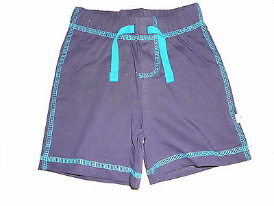 68 Dunkelblau Mit Hellen Nähten ! Let Our Commodities Go To The World Reliable Neu Liegelind Tolle Kurze Hose Shorts Gr