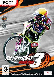 Fim-Speedway-Grand-Prix-3-Pc-Dvd-Neuf-Scelle