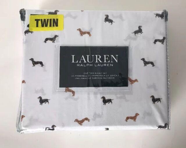 Ralph Lauren Twin Sheet set for sale