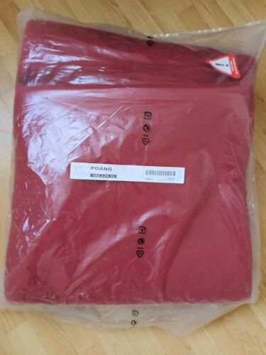 Brand NEW & Sealed Ikea Poang Cushion. Red
