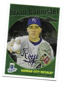 Brian-Bannister-Topps-2008-Heritage-Baseball-Card
