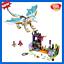 New-Elves-fairy-Long-After-Rescue-Compatible-LEGO-41179-White-Dragon-841Pcs-Toys thumbnail 1