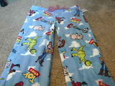 New Toy Story Disney Womens Blue Sleep Pajama Lounge Pants 2XL 20