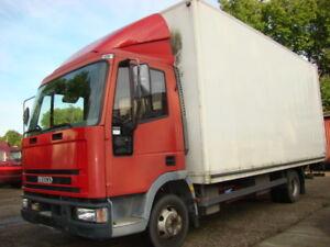 LKW Koffer Nutzfahrzeug IVECO ML 75 E