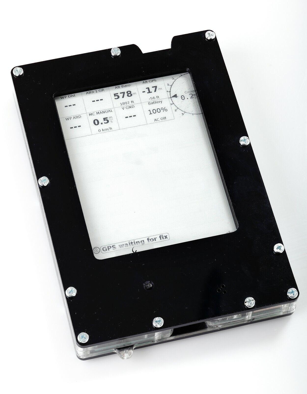 KOBO Mini, with XCSoar or LK8000, Vario, GPS, Barometric sensor, AUDIO, MAPS