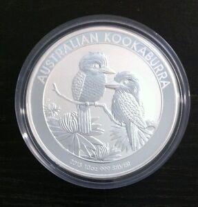 2013 Kookaburra 10 Oz Silver Bullion Coin Perth Mint