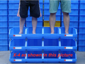 Bins-Stackable-Sorter-Container-Tool-Parts-Bin-Box-Storage-Home-Factory-Workshop