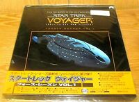 Star Trek Voyager Laserdisc Box Set 4th Season Vol 1 & Sealed
