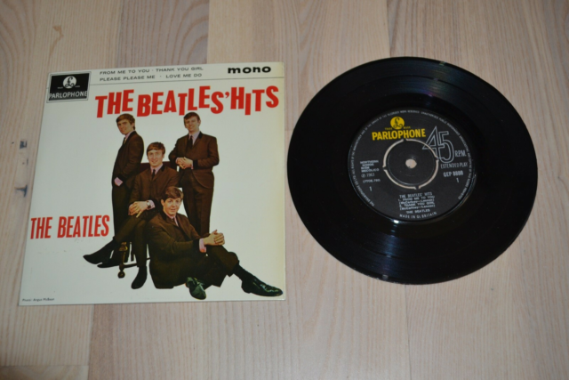 EP, The Beatles, From Me To You., EP med The Beatles. From…
