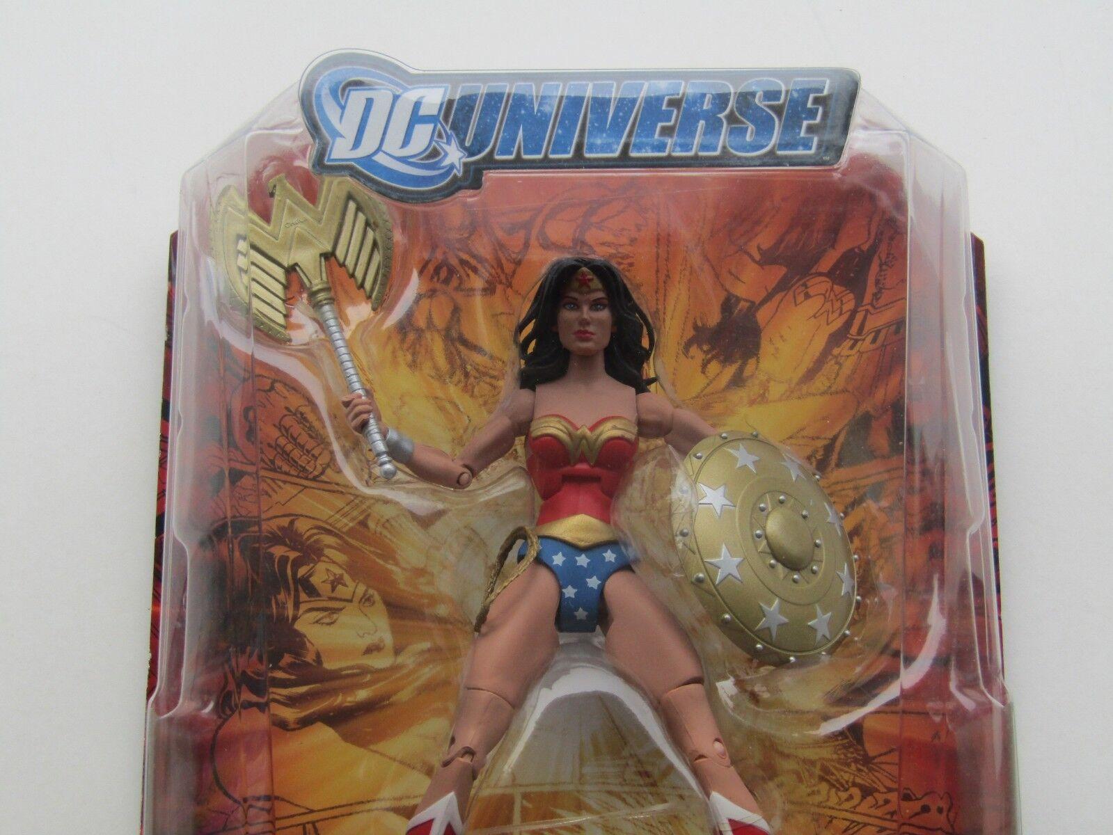 Mattel DCU DCUC Classics Wonder Woman