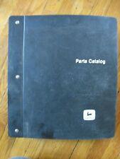 John Deere 4420 Combine Parts Catalog Manual Original Black Binder Pc 1745