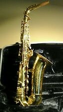 Conn Alto Sax W/Shooting Stars and Hard Case
