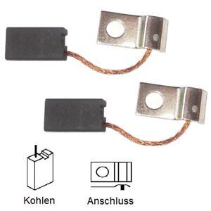 Charbon Balais Bosch Ubh 4/26, Ubh 4/26 Dse, Ubh 6/35 - 6,3x10x17mm (2263)-afficher Le Titre D'origine Doux Et AntidéRapant