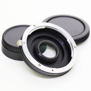 Canon-EF-EOS-mount-lens-to-Nikon-F-mount-adapter-glass-Df-D750-D850-D7500-D5600