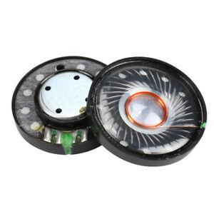 Simple-x1-Remplacement-40-mm-enceinte-conducteur-pour-Marshall-Major-II-Casque-32ohm