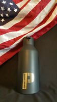 Custom Exhaust Tip 4 In X 6 Out X 18 Long Matte Black With Custom Logo